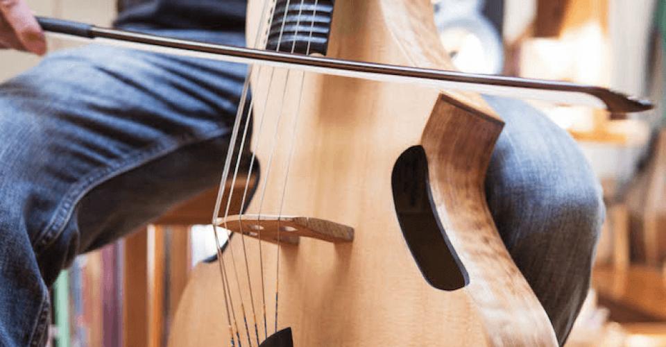 Guitar Viol